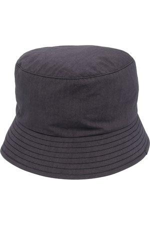 CRAIG GREEN Tonal bucket hat - Grey