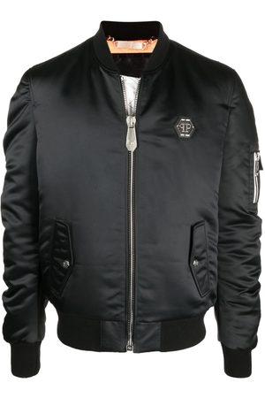 adidas Logo-plaque bomber jacket
