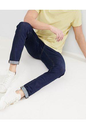 Hoxton Slim Fit Jeans in Indigo