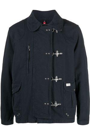 FAY Industrial-fastening duffle coat