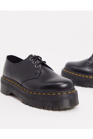 Dr. Martens 1461 3 eye quad platform shoes