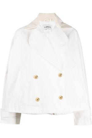 Lanvin Double-breasted boxy jacket