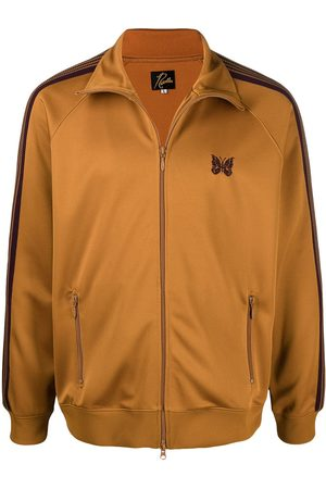 Pins & Needles Two-tone zipped jacket
