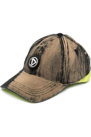 Diesel Baseball cap with layered effect