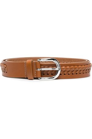 Isabel Marant Zadi braided belt