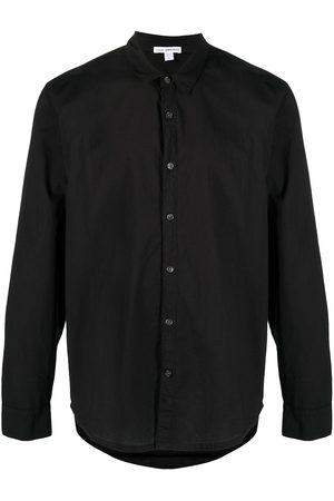 James Perse Men Long sleeves - Standard long-sleeve shirt