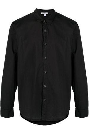 James Perse Standard long-sleeve shirt