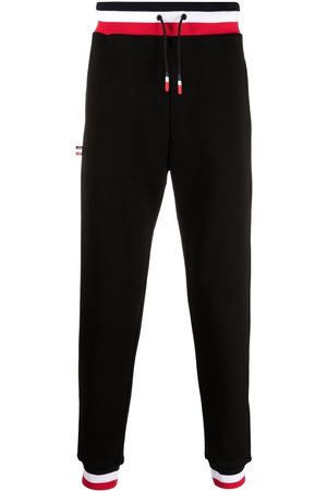 Rossignol Striped drawstring-waist joggers