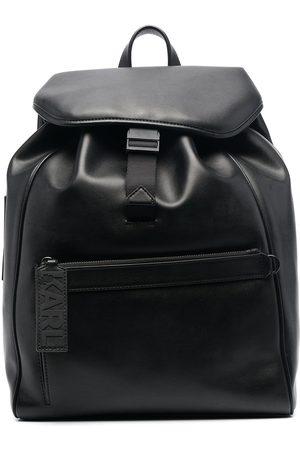 Karl Lagerfeld K/Karl leather backpack