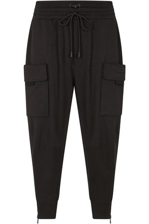 Dolce & Gabbana Tapered-leg track pants