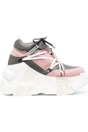 Swear AMAZON Platform Boots - Grey