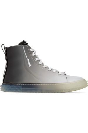 Giuseppe Zanotti Blabber high-top sneakers - Grey