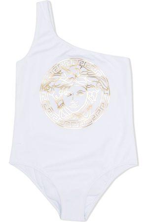 VERSACE Medusa-print swimsuit