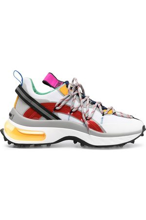 Dsquared2 Multi-panel lace-up sneakers