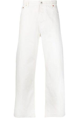VALENTINO Cropped denim jeans