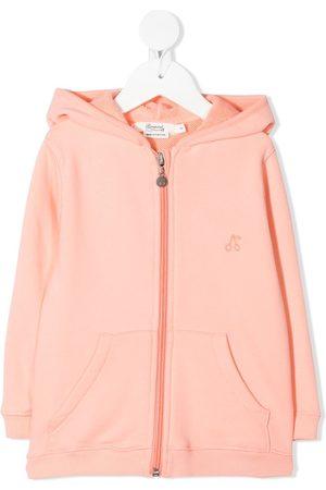 BONPOINT Zipped fleece sweatshirt
