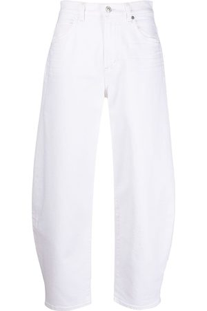 Citizens of Humanity Calista tapered cropped jeans