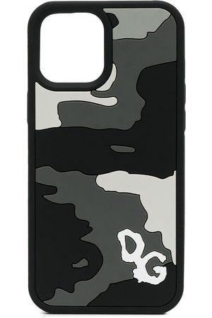 Dolce & Gabbana Camouflage iPhone 12 Pro Max case