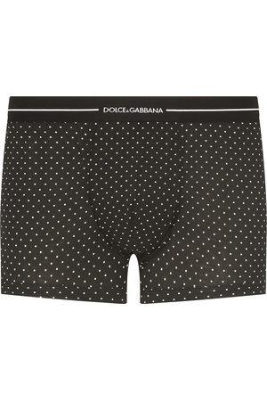 Dolce & Gabbana Polka-dot boxers