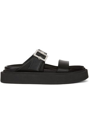 Giuseppe Zanotti Jolanda leather sliders