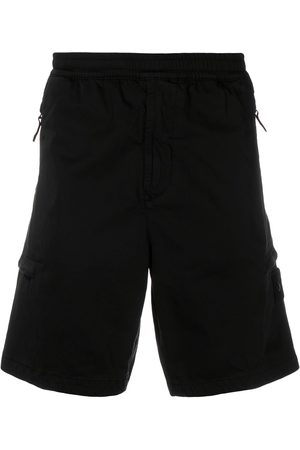 Stone Island Elasticated waistband track shorts