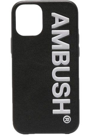AMBUSH Logo-embossed iPhone 12 case