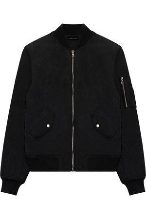 JOHN ELLIOTT Bogota zipped bomber jacket