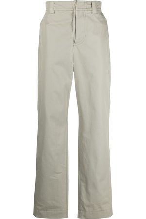 Jacquemus Men Straight Leg Pants - Straight-leg trousers
