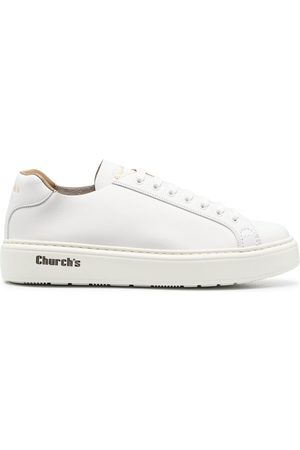 Church's Logo-print lace-up sneakers