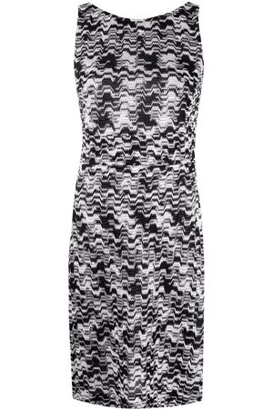Missoni Signature zigzag knit dress