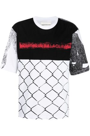 Youths in Balaclava Graphic-print cotton T-shirt