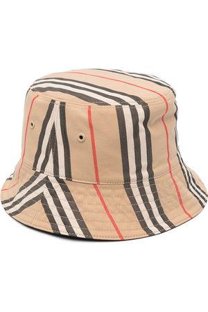 Burberry Vintage Check bucket hat - Neutrals