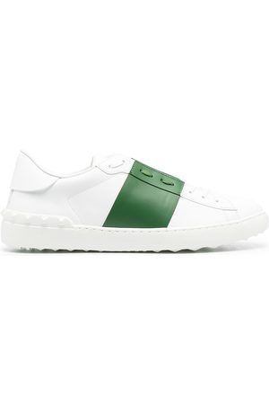 VALENTINO GARAVANI Open low-top sneakers