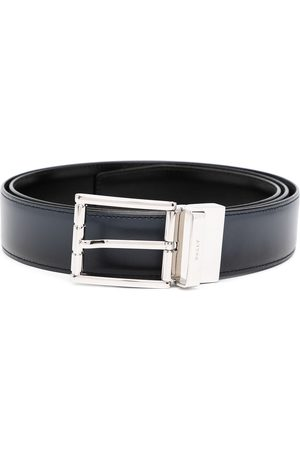 Bally Astro square buckle belt