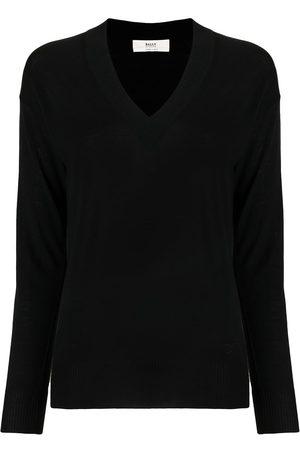 Bally V-neck jumper