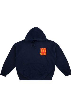 Travis Scott Astroworld Men Hoodies - X McDonald's Up All Night Sticker hoodie