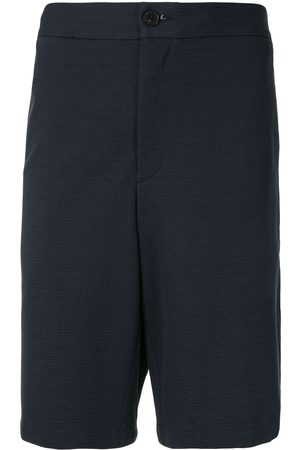 Harris Wharf London Coolmax drawstring shorts