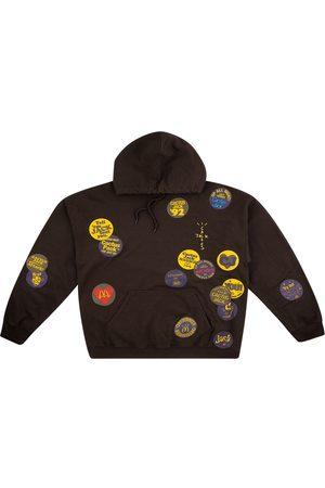 Travis Scott Astroworld Men Hoodies - X McDonald's Sticker Bomb hoodie