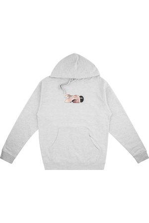 ANTI SOCIAL SOCIAL CLUB Mouthful printed hoodie - Grey