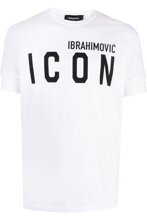 Dsquared2 Men T-shirts - X Ibrahimović Icon T-shirt