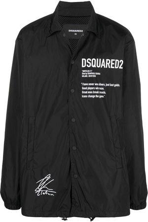 Dsquared2 Men Jackets - X Ibrahimović Icon windbreaker