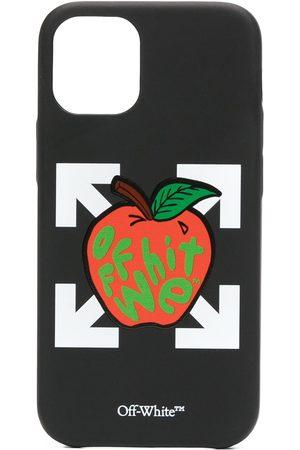 OFF-WHITE Logo-print iPhone 12 mini case