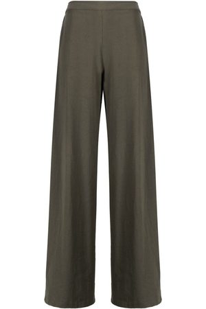 STEFANO MORTARI High-waist elasticated trousers