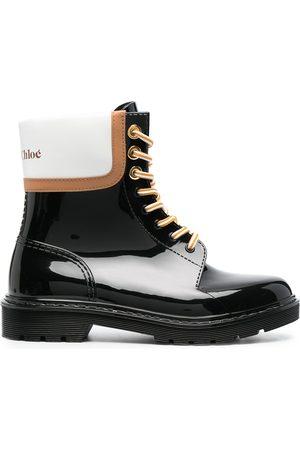 See by Chloé PVC rain boot