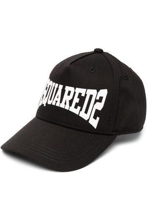 Dsquared2 Logo-print baseball cap