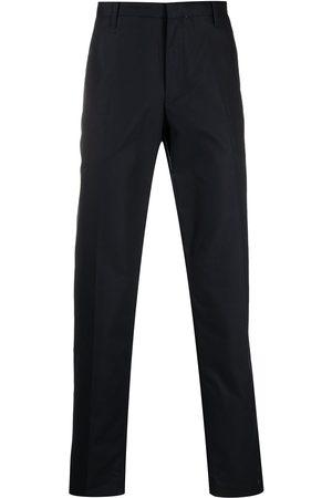 Emporio Armani High-rise tailored trousers