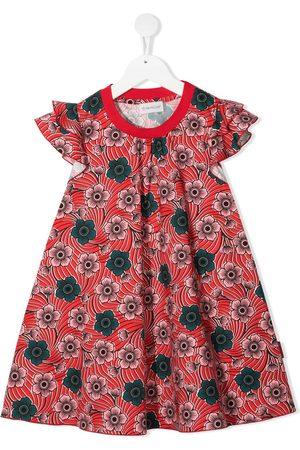 Moncler Floral-print dress