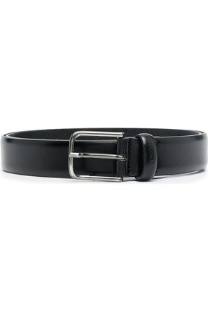 Emporio Armani Square buckle belt