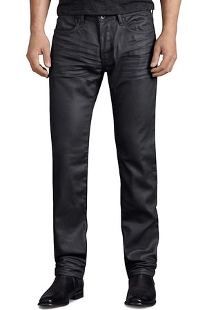 John Varvatos John Varvatos Usa Jeans Bowery Slim Straight Fit Jeans in Graphite
