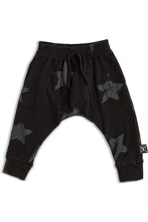 Nununu Unisex Cotton Star Jogger Pants - Baby